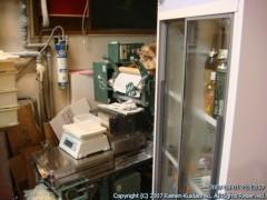 つけ麺 紅葉@国分寺 製麺機